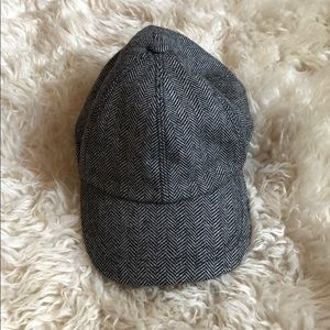 hat attack Accessories - Tweed baseball cap!